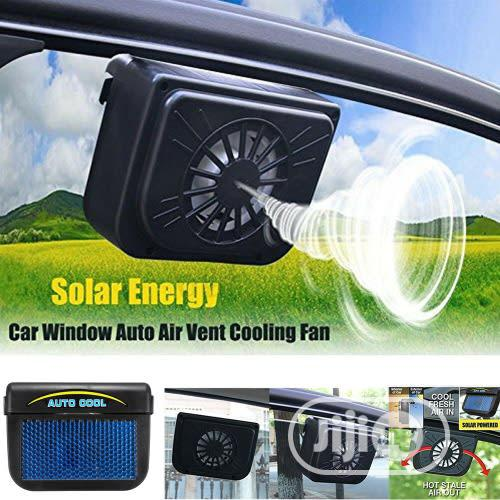 Auto Fan - Solar Powered Auto Air Ventilation in Lagos State - Vehicle  Parts & Accessories, Innocent Shedrack | Jiji.ng