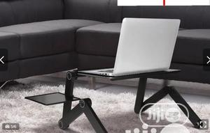 Universal Adjustable Folding Laptop Stand Desk 4 PC Notebook | Computer Accessories  for sale in Lagos State, Apapa