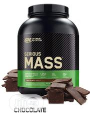 On Serious Mass (High Protein Weight Gain) 6lbs | Vitamins & Supplements for sale in Lagos State, Victoria Island
