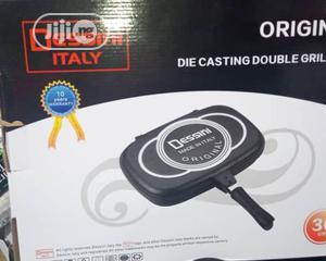 Dessini Dessini Die Casting Double Grill Pan | Kitchen & Dining for sale in Lagos State, Lagos Island (Eko)