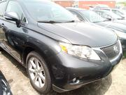 Lexus RX 2011 Black | Cars for sale in Lagos State, Apapa