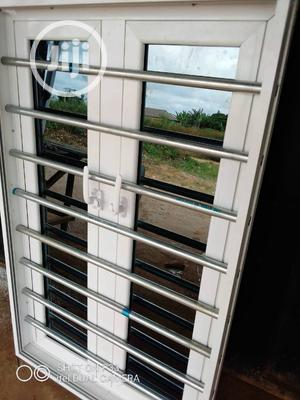 Casement Windows With Protector At Good Rates | Windows for sale in Edo State, Benin City