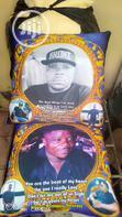 Customized Throw Pillow At Odua Model Market Ojota Lagos | Home Accessories for sale in Ojota, Lagos State, Nigeria