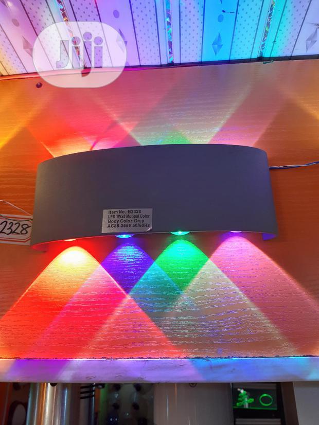 RGB Fence Light