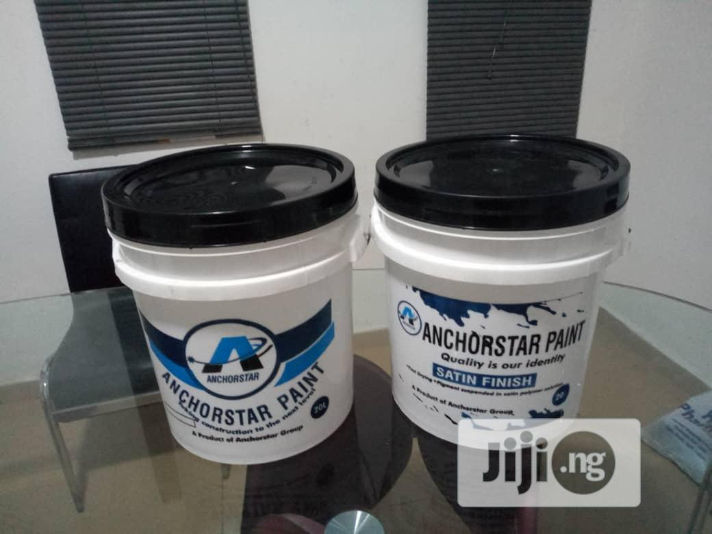 Anchorstar Paint | Building Materials for sale in Lekki, Lagos State, Nigeria