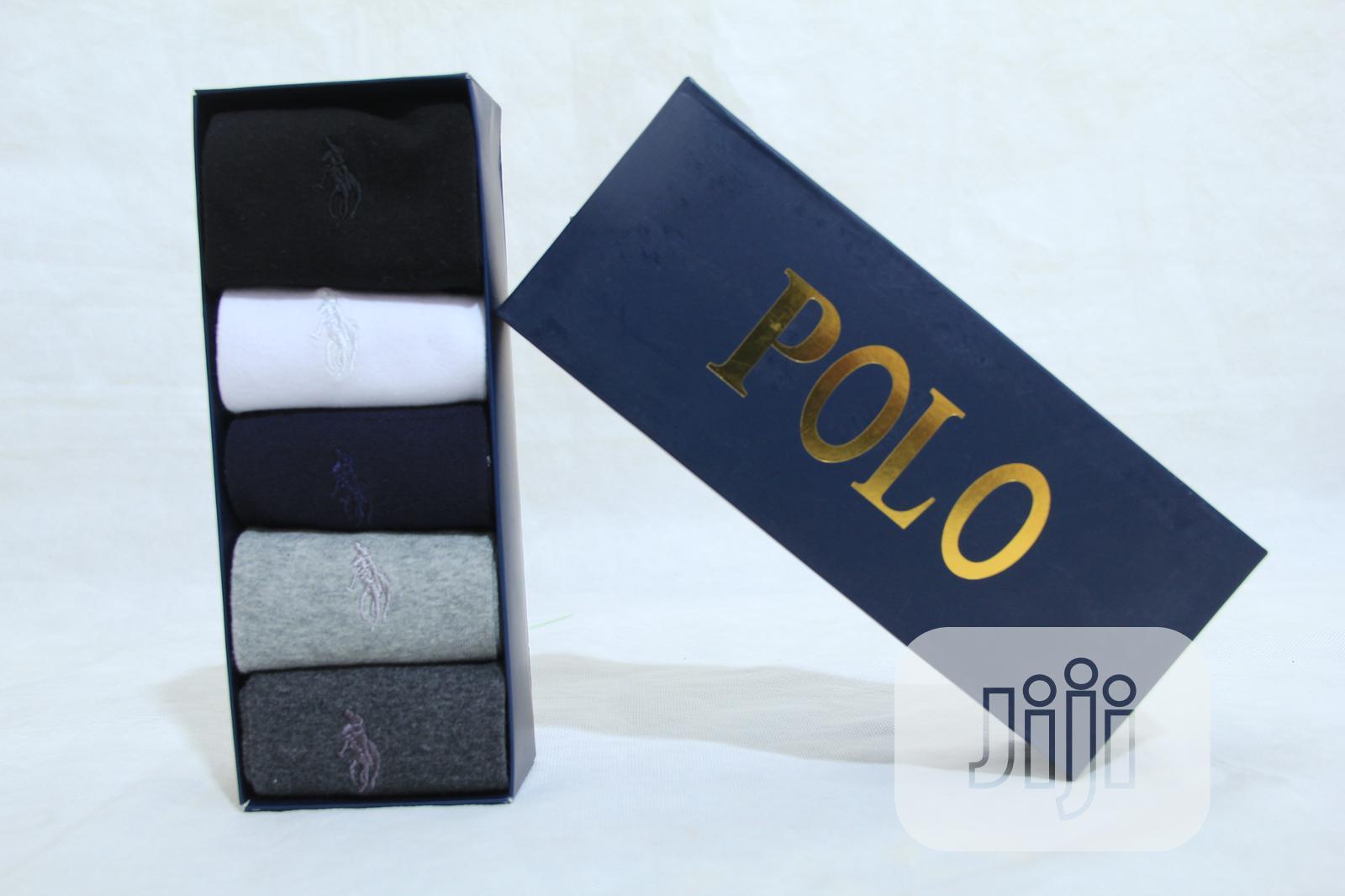 Archive: Polo Men's Socks
