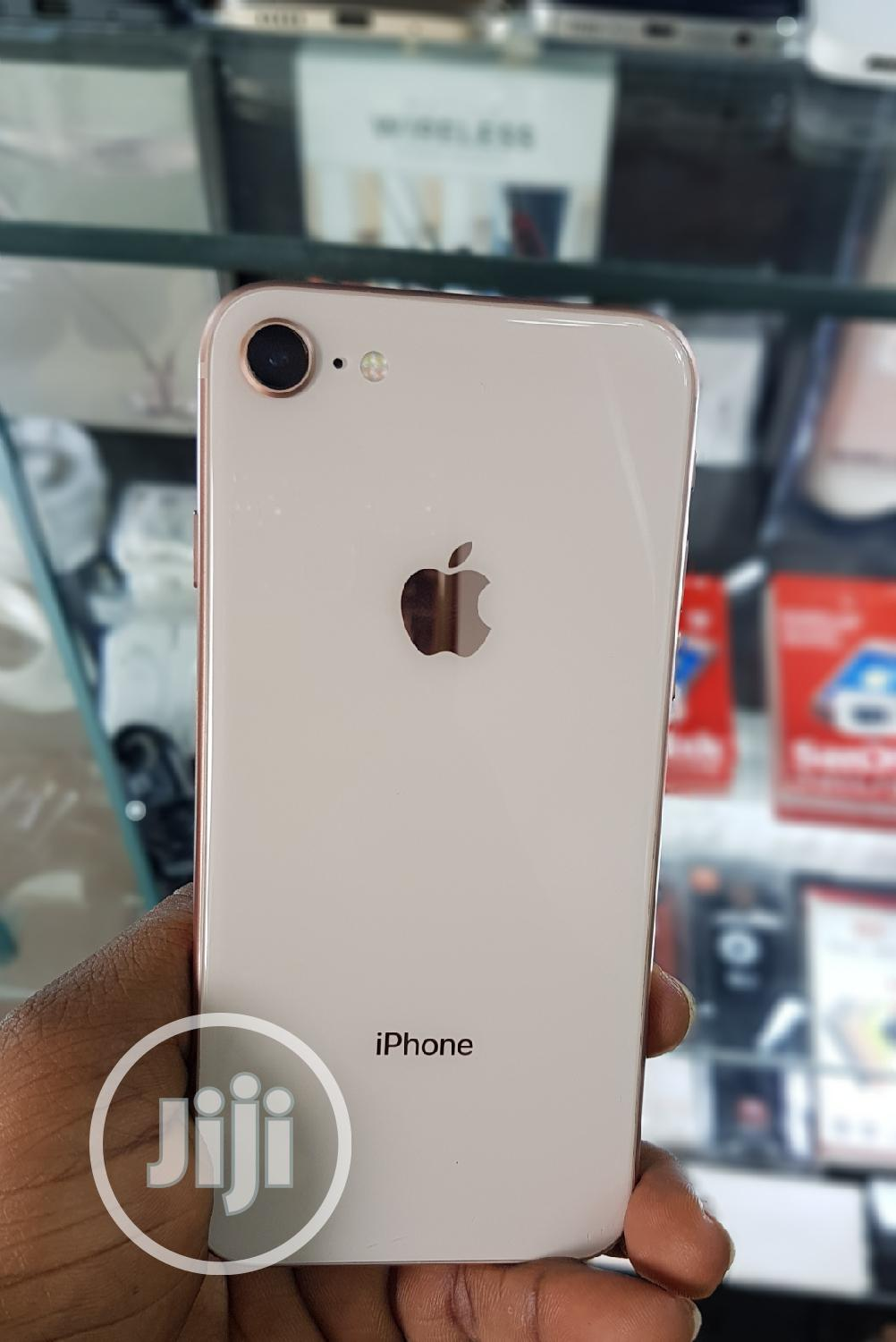 New Apple iPhone 8 64 GB Gold | Mobile Phones for sale in Ikeja, Lagos State, Nigeria