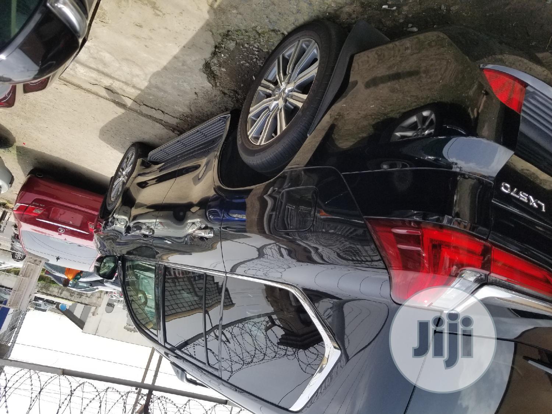 Lexus LX 570 2016 Base Black | Cars for sale in Ikeja, Lagos State, Nigeria