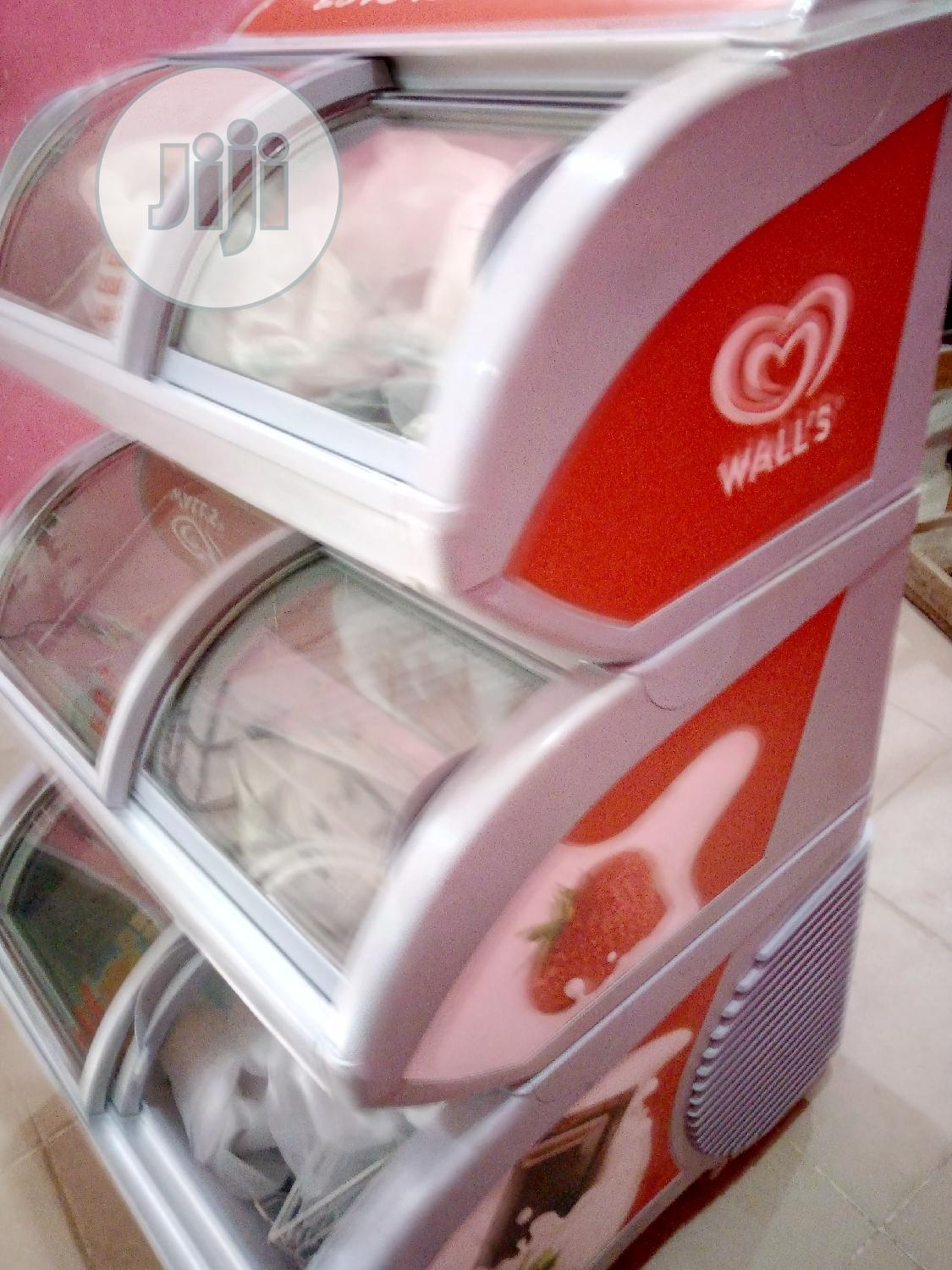 Ice Cream Display Chiller