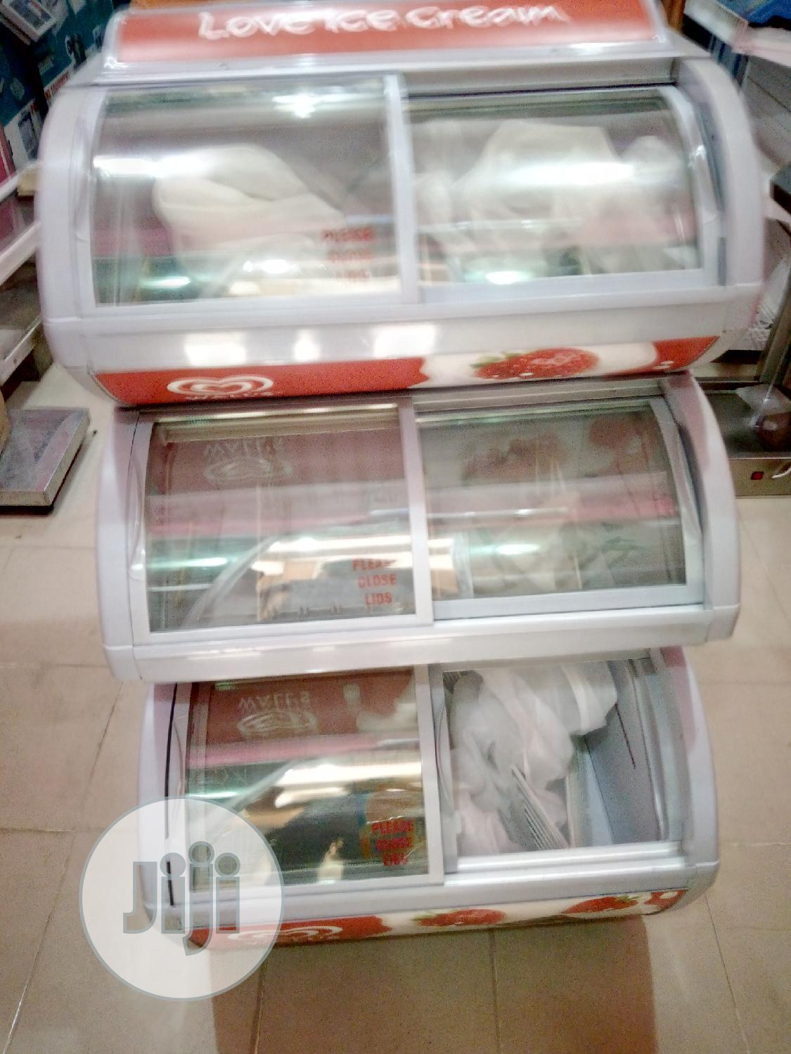 Ice Cream Display Chiller | Store Equipment for sale in Ojo, Lagos State, Nigeria
