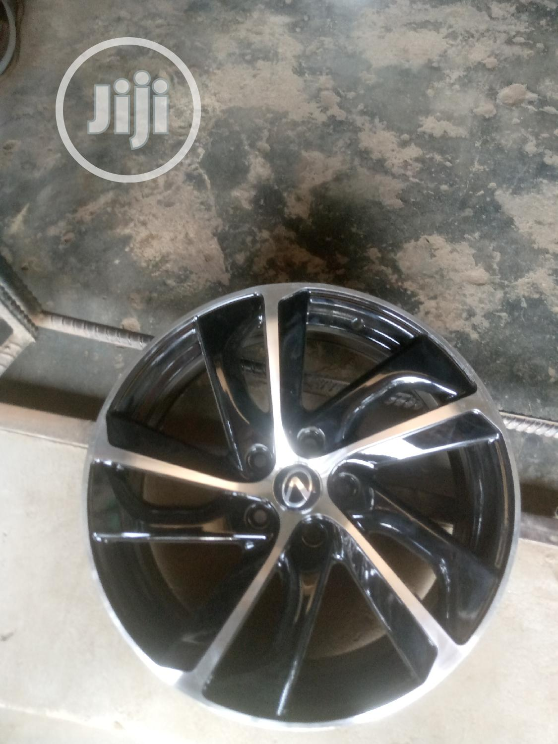 18rim for Lexus Cars/Jeep. | Vehicle Parts & Accessories for sale in Mushin, Lagos State, Nigeria
