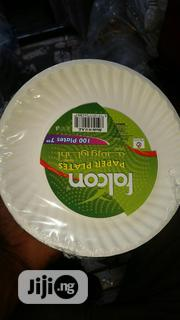 Falcon Paper Plates | Kitchen & Dining for sale in Lagos State, Lagos Island