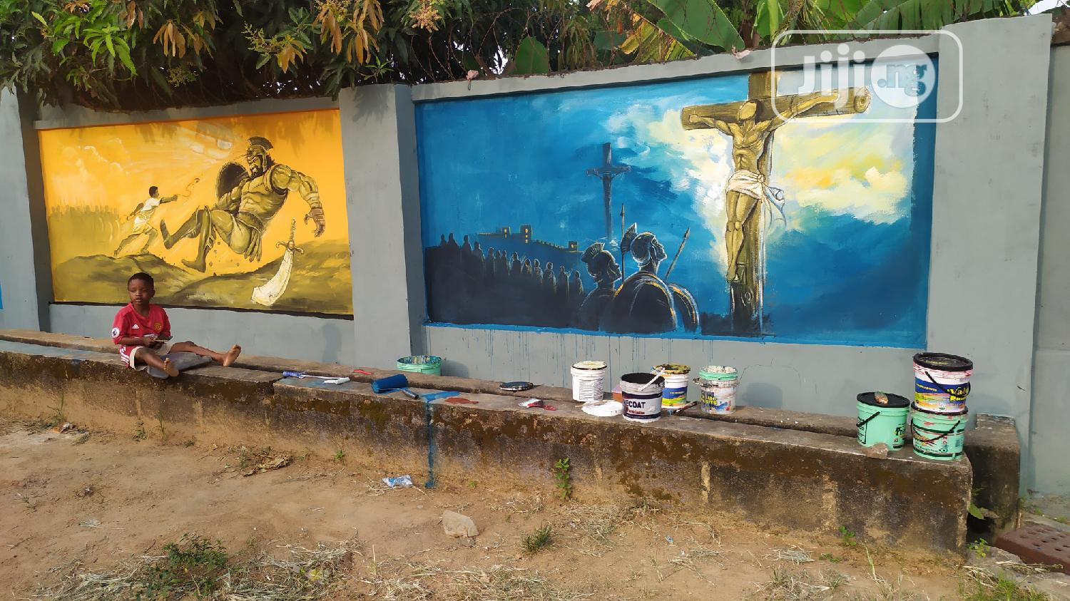 Archive: Wall Painting