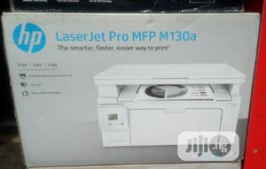 Hp Laserjet Pro MFP M130a Printer | Printers & Scanners for sale in Lagos State, Ikeja