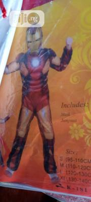 Iron Man Cartoon Costume Wear | Children's Clothing for sale in Lagos State, Alimosho