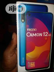 New Tecno Camon 12 Air 32 GB Black | Mobile Phones for sale in Lagos State, Ikeja