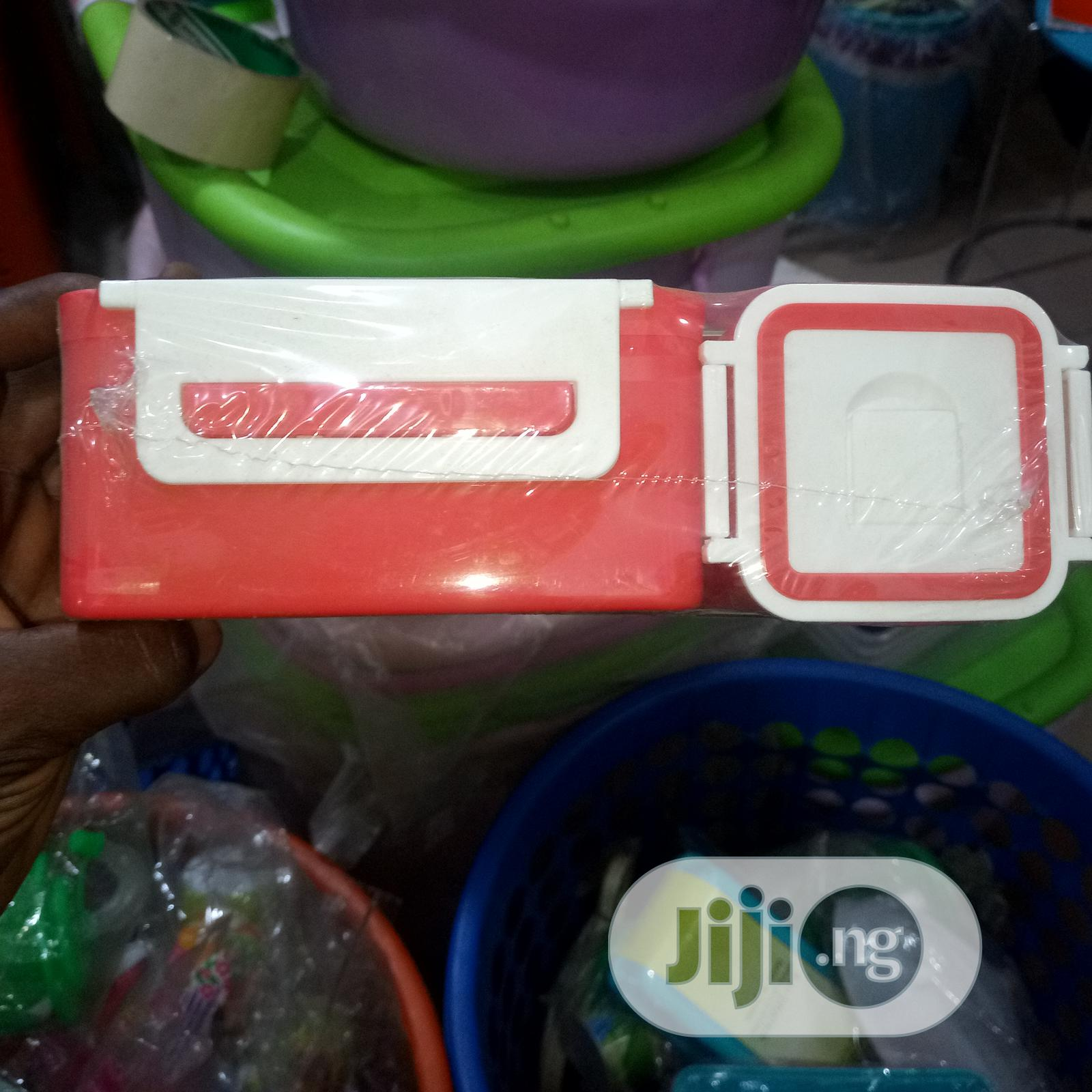 Lunch Box With Water Bottle | Kitchen & Dining for sale in Lagos Island (Eko), Lagos State, Nigeria