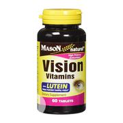 Mason Natural Vision Vitamins Tablets With Lutein 60 | Vitamins & Supplements for sale in Lagos State, Gbagada