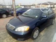 Toyota Corolla 2004 Blue   Cars for sale in Lagos State, Lekki Phase 2