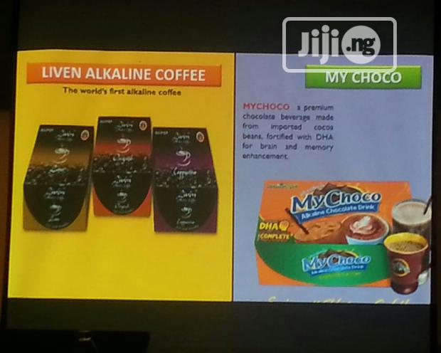 Archive: Alkaline Coffee