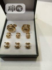 Original Gold/Silver Cufflinks | Clothing Accessories for sale in Lagos State, Lagos Island