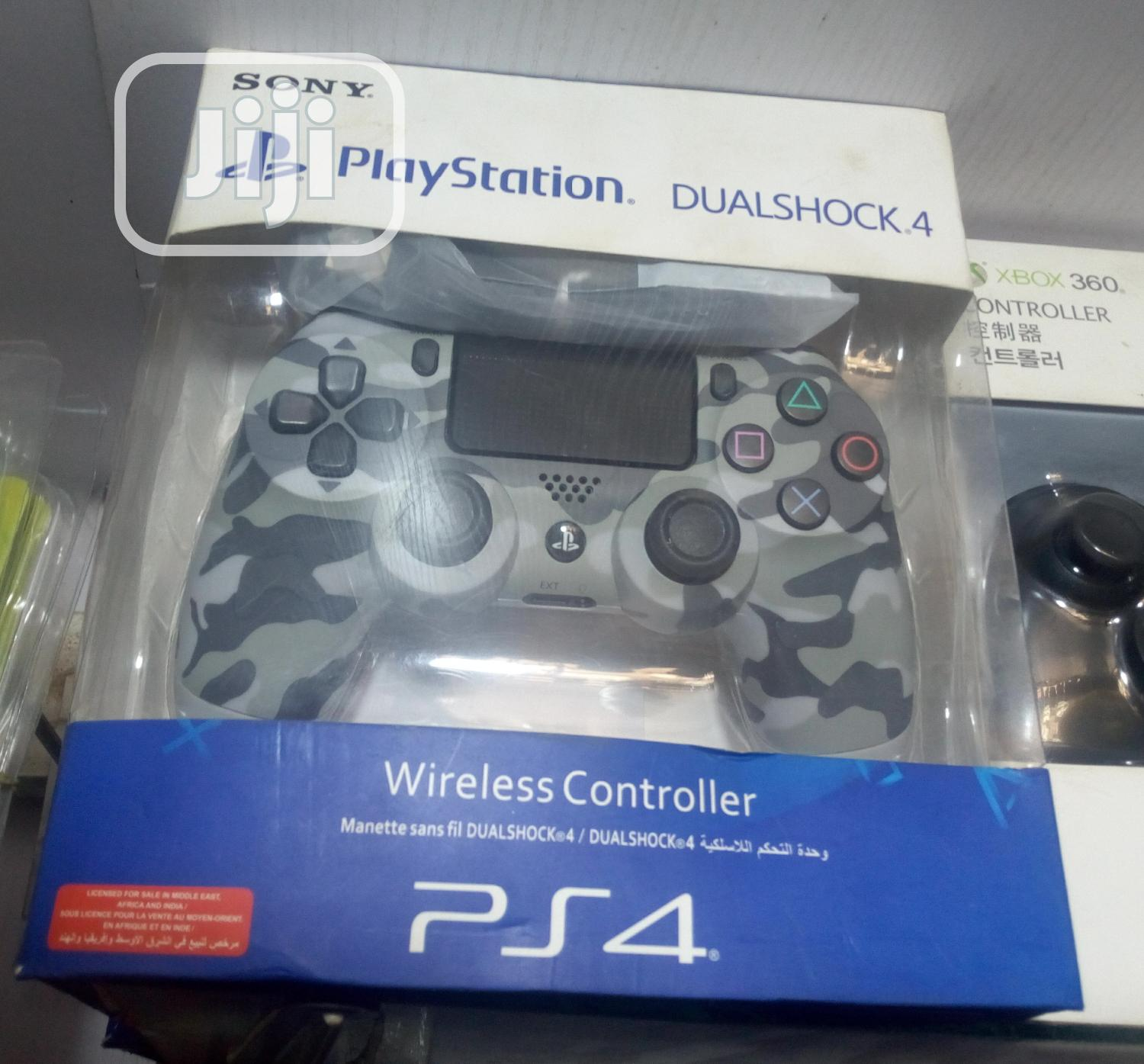Archive: PS4 Control Pad