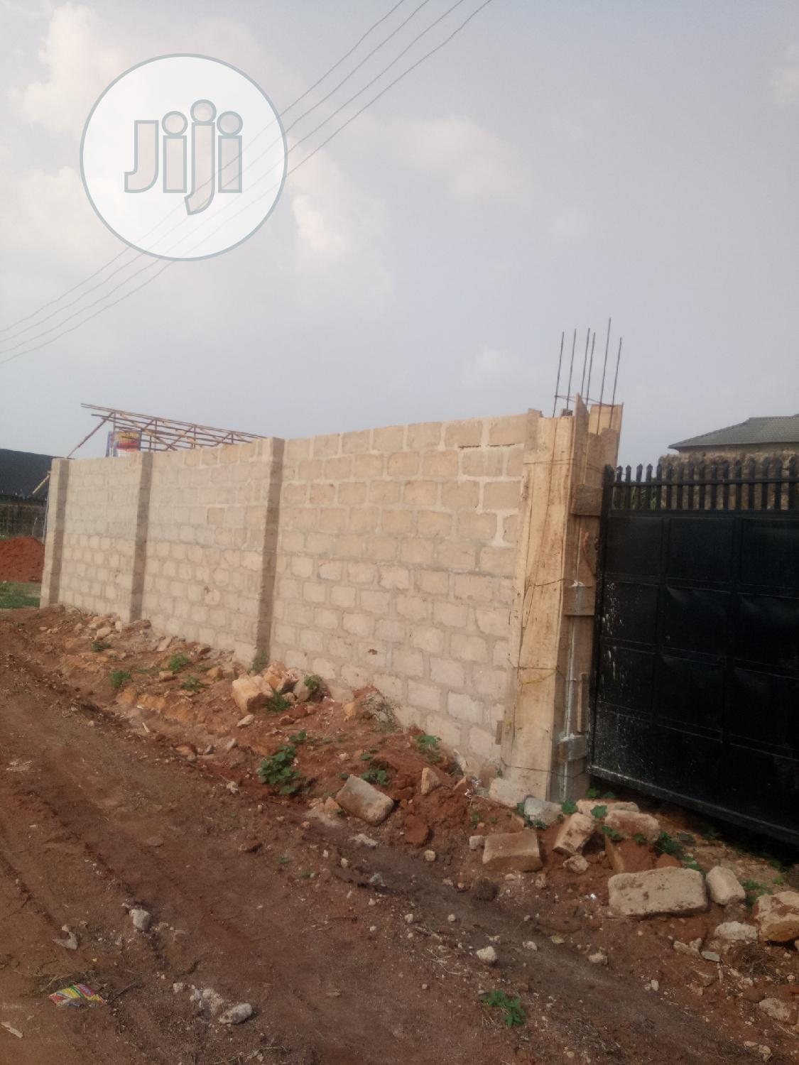 Well Built Uncompleted 3 Units Of 2bedroom Flats On 55x110ft