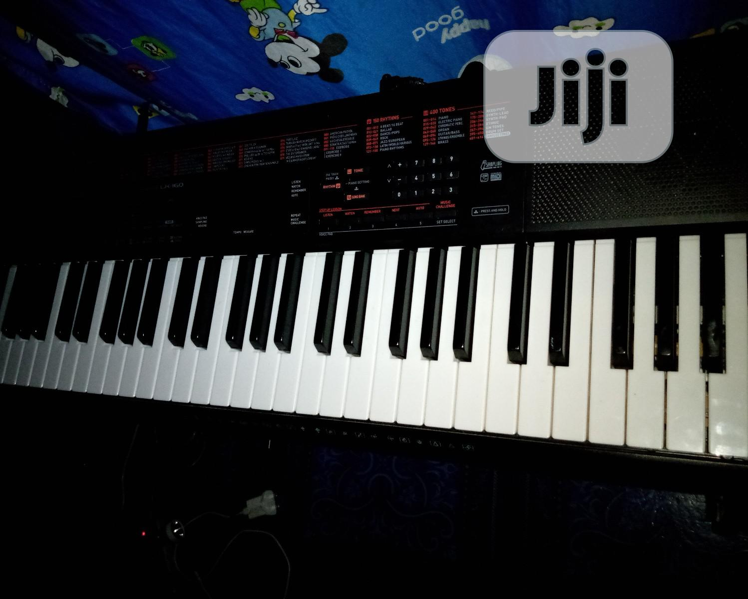 Archive: Casio LK 160 Keyboard,Very In Good Condition