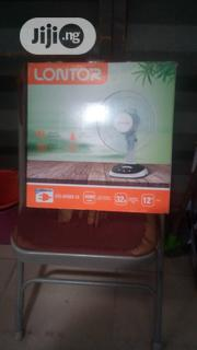 """Lontor 12""""Rechargeable Fan   Home Appliances for sale in Lagos State, Ojo"""