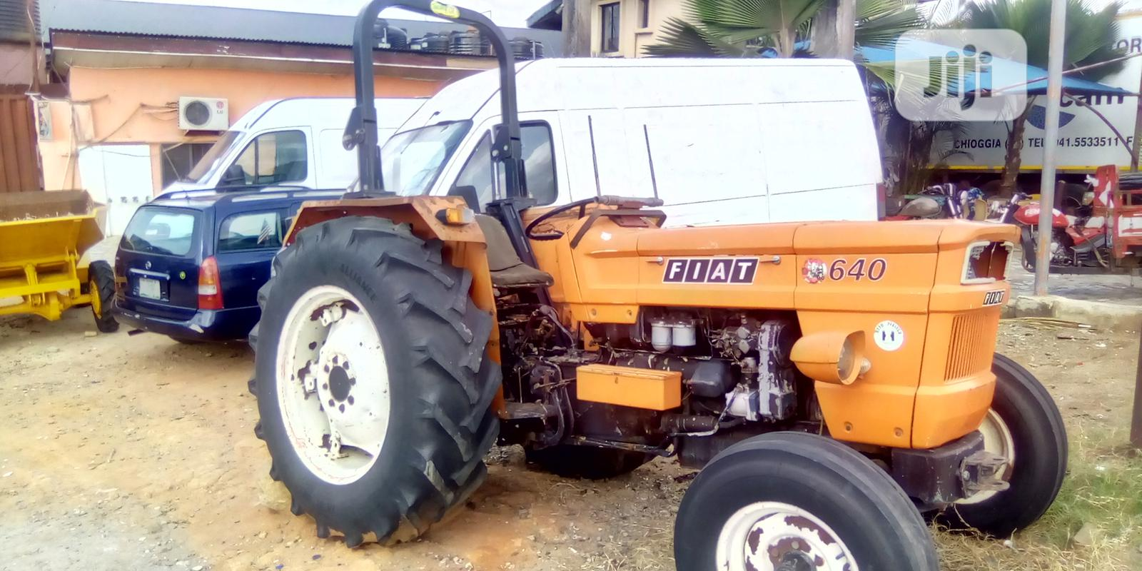 Foreign Used Tractors For Sale