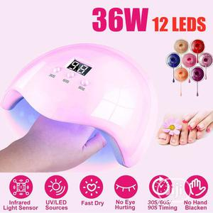 Professional 36W LED UV Nail Dryer Lamp Light Curing | Tools & Accessories for sale in Imo State, Owerri