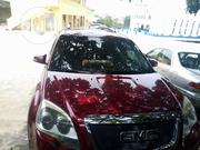 GMC Acadia 2007 Red   Cars for sale in Lagos State, Ikeja
