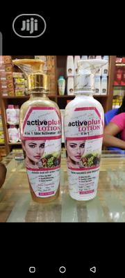 Active Plus 4 in 1 Whitening Lotion | Skin Care for sale in Lagos State, Surulere