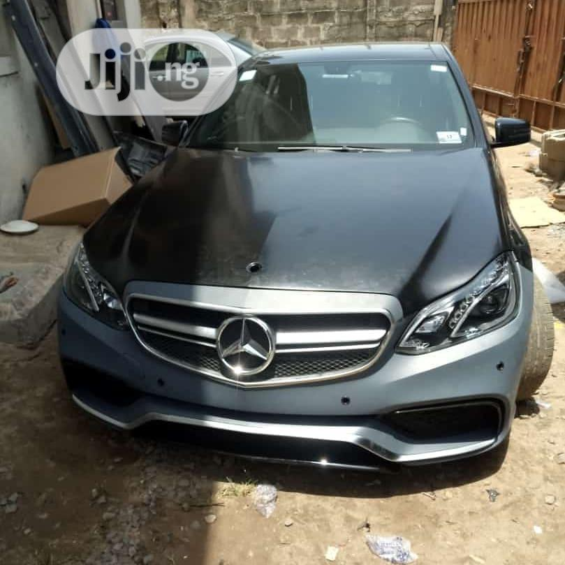 Upgrade Your Benz E350 To New Model