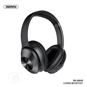 Noise Cancellation Headphones Remax RB-600HB   Headphones for sale in Lagos State, Ikeja