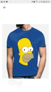 Simpson Cotton Tshirt | Clothing for sale in Lagos State, Surulere