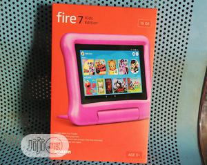 New Amazon Fire 7 16 GB Pink   Tablets for sale in Lagos State, Ikeja
