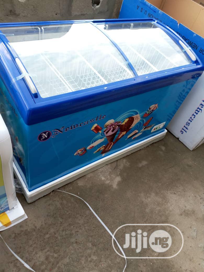 Netarastle Slide Doors Freezer