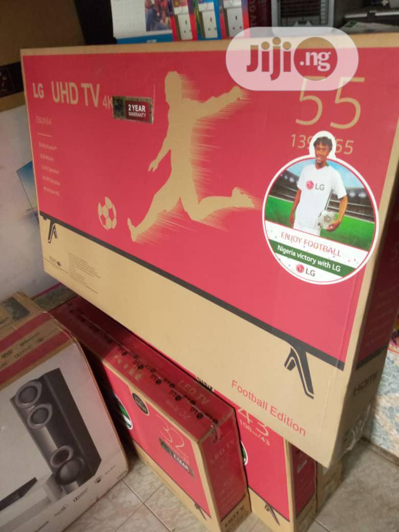 55 Inches LG LED Uhd Smart TV