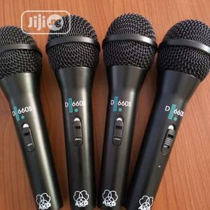 4 Peices of AKG Microphone 660D | Audio & Music Equipment for sale in Lagos State, Lekki