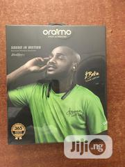 Oraimo E74D Gold Bluthoot Headset | Headphones for sale in Lagos State, Ikeja
