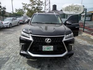 Lexus LX 570 2018 Black   Cars for sale in Lagos State, Ajah