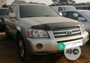 Toyota Highlander 2005 Silver | Cars for sale in Abuja (FCT) State, Nyanya