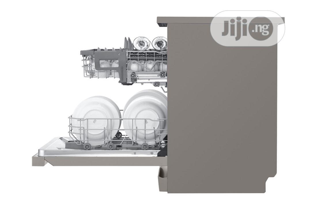 LG Dish Washer Dw 512dfb (Silver)
