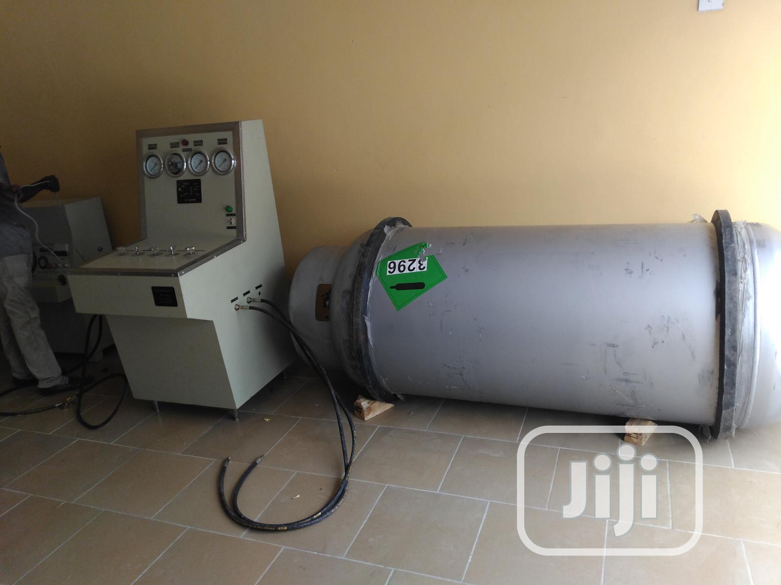 FM200 Gas Refilling Services