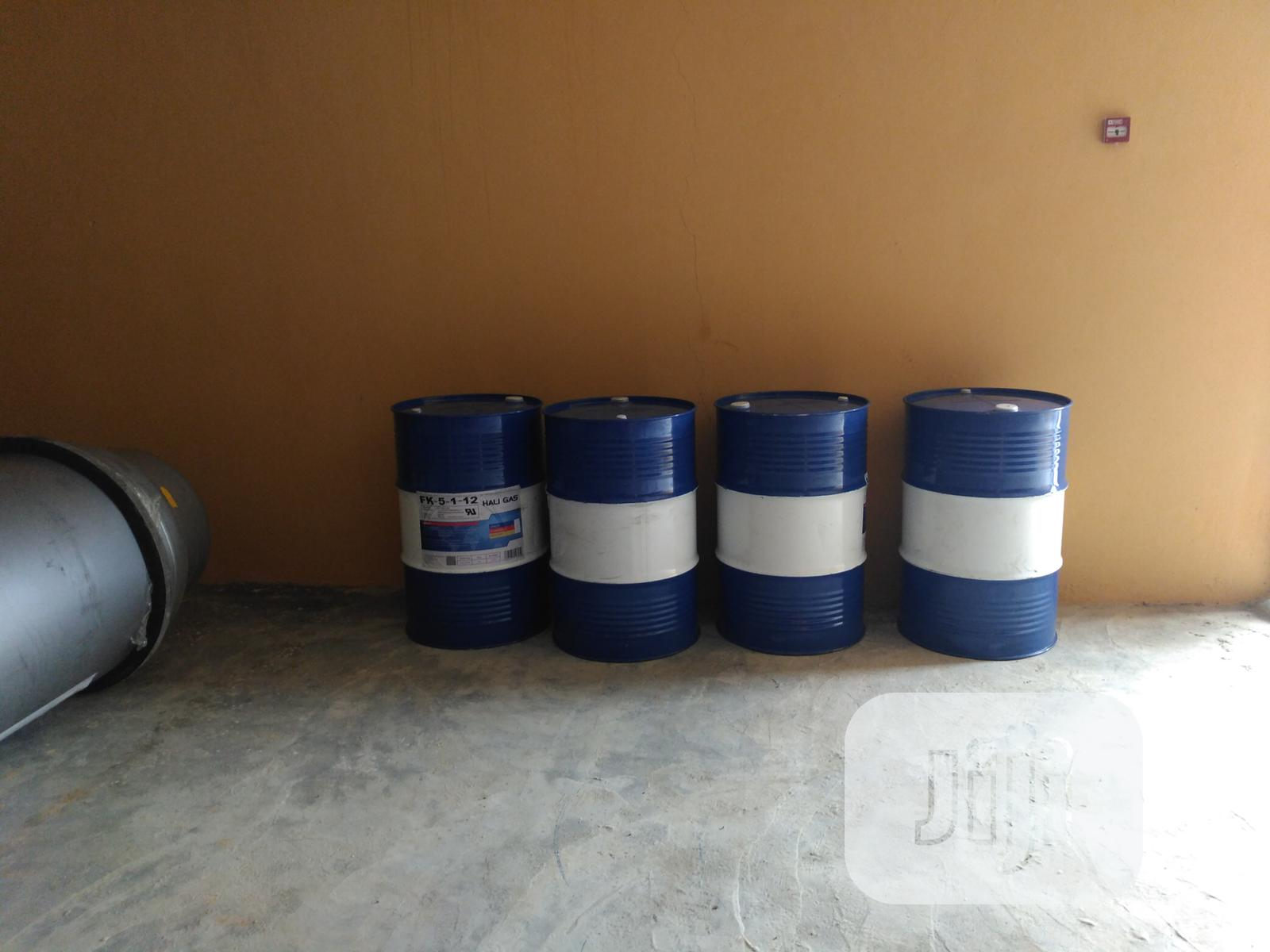 FM200 Gas Refilling Services | Safetywear & Equipment for sale in Ikeja, Lagos State, Nigeria