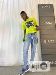 Quality Design Off White Jeans | Clothing for sale in Lagos State, Lagos Island