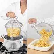 Chef Basket Fried Baskets Kitchen Electroplating Process Silver | Kitchen & Dining for sale in Lagos State, Lagos Island