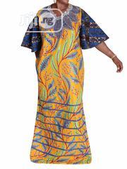 Adorable Female Ankara Maxi Long Gown   Clothing for sale in Lagos State, Amuwo-Odofin