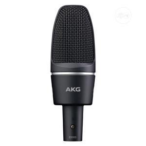 Akg C3000 Studio Condenser Microphone | Audio & Music Equipment for sale in Lagos State, Ojo